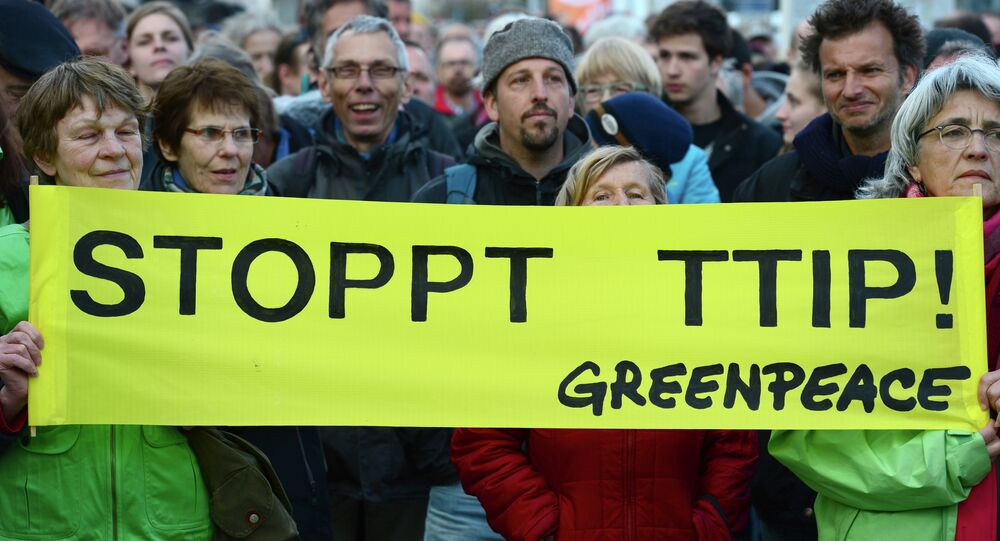 Germania, manifestazioni anti-TTIP
