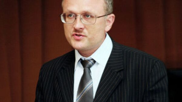Oleg Nazarov - Sputnik Italia