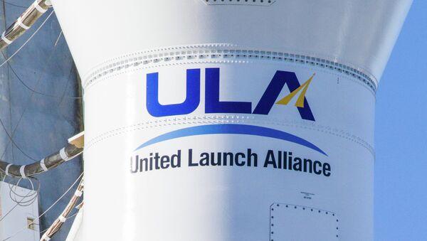 MUOS-3 by ULA, on the pad. - Sputnik Italia