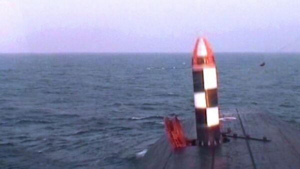 Tests of Bulava intercontinental ballistic missile - Sputnik Italia