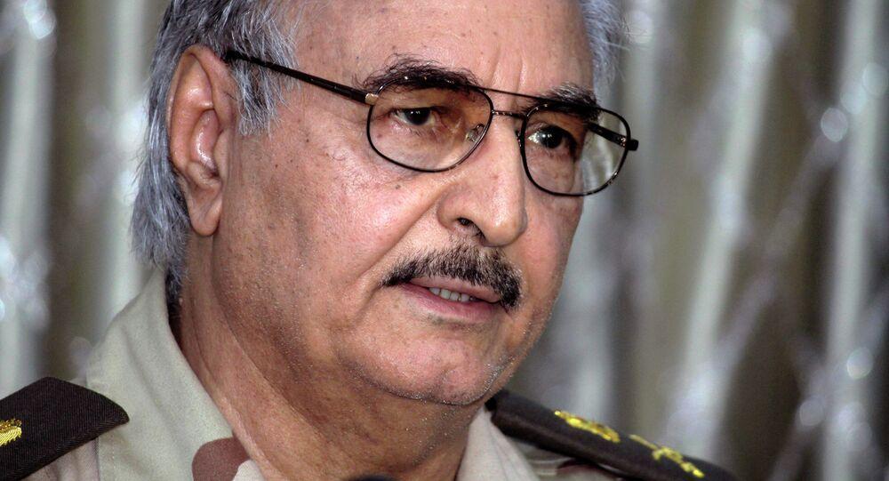 Generale Haftar