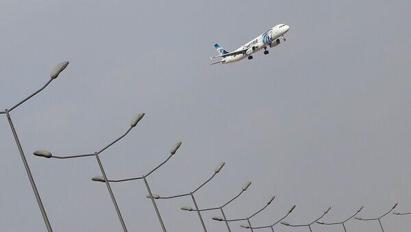 Un aereo nei cieli di Cairo - Sputnik Italia
