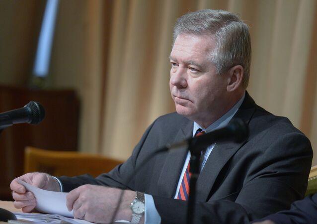 Vice ministro degli Esteri russo Gennady Gatilov