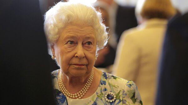 La regina della Gran Bretagna Elisabetta II - Sputnik Italia