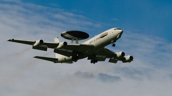 Boeing E-3 Sentry AWACS. - Sputnik Italia