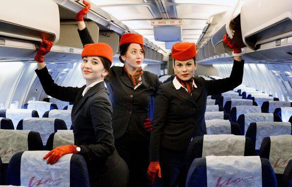 Le hostess più belle - Sputnik Italia