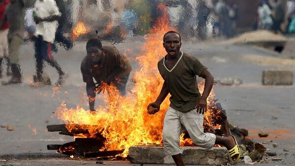 Proteste in Burundi - Sputnik Italia