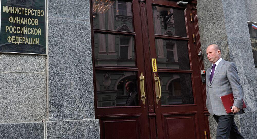 Ministero delle Finanze della Russia