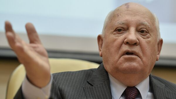Mikhail Gorbaciov - Sputnik Italia