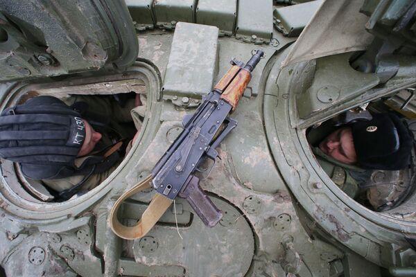 Carro armato T-72. - Sputnik Italia