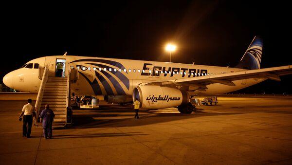Aereo EgyptAir - Sputnik Italia