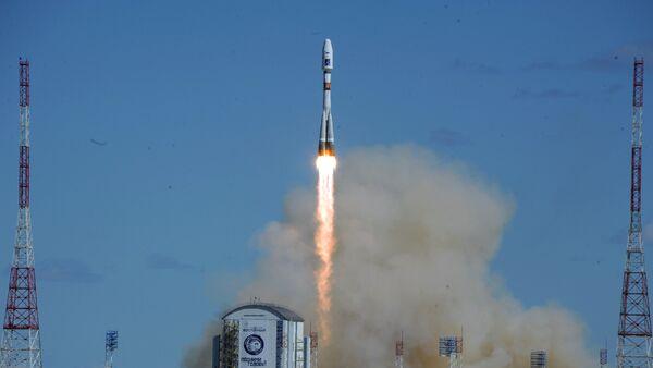 Primo lancio dal Vostochny space center, Russia (foto d'archivio) - Sputnik Italia