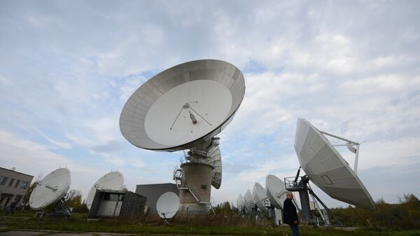Antenna parabolica - Sputnik Italia