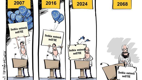 Serbia entrerà nell UE - Sputnik Italia