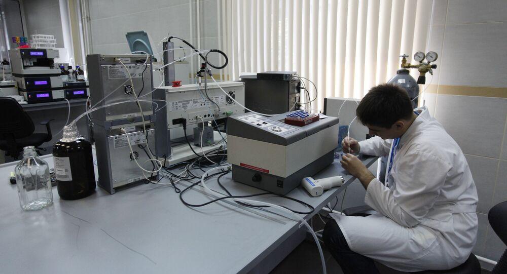 Uno dei laboratori dell'agenzia anti-doping WADA