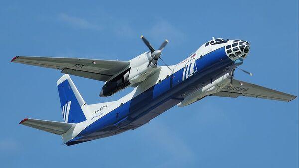 Antonov An-30 - Sputnik Italia