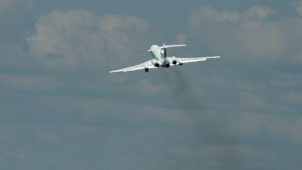 Tu-154M - Sputnik Italia