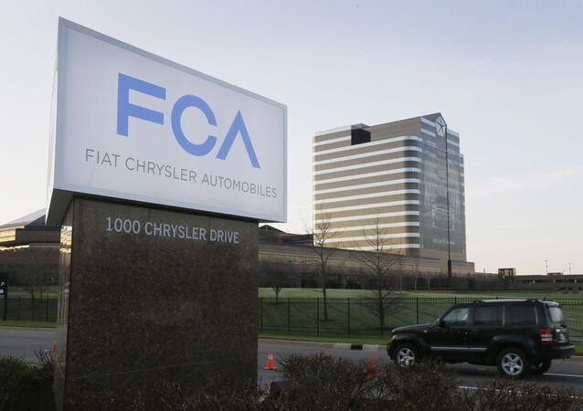 Il quartiere generale di Fiat Chrysler Automobiles FCA