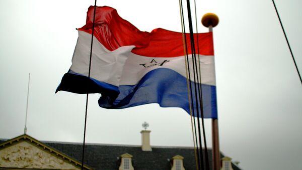 La bandiera dei Paesi Bassi - Sputnik Italia