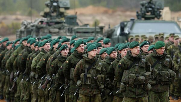 Soldati lettoni - Sputnik Italia
