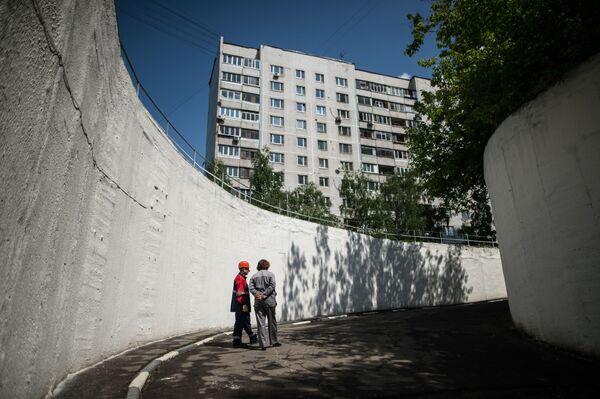Rifugi antiaerei di Mosca. - Sputnik Italia