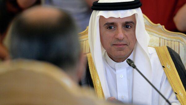 Il ministro degli Esteri saudita Adel Al-Jubeir - Sputnik Italia