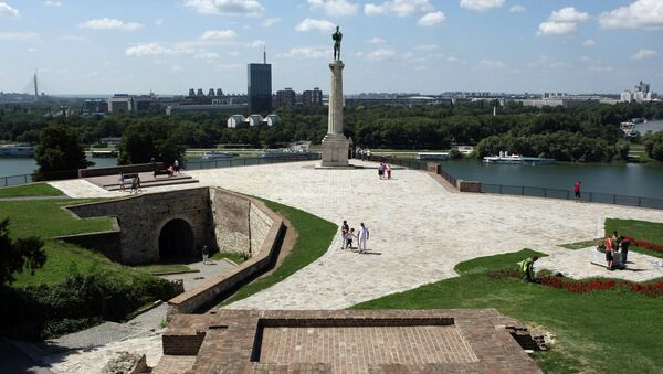 Una vista di Belgrado - Sputnik Italia