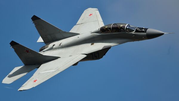 L'aereo MiG-35. - Sputnik Italia