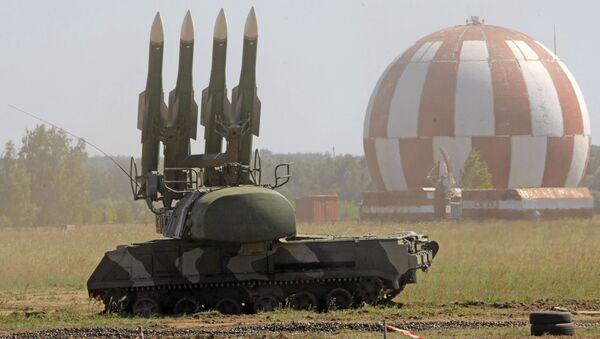 Il sistema di difesa aerea BUK-M2 - Sputnik Italia