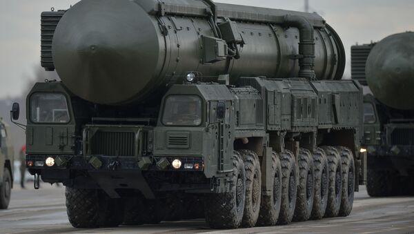 Il missile ballistico intercontinentale RS-24 Yars - Sputnik Italia