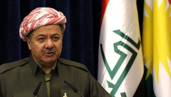 Il leader di curdi iracheni Massud Barzani - Sputnik Italia
