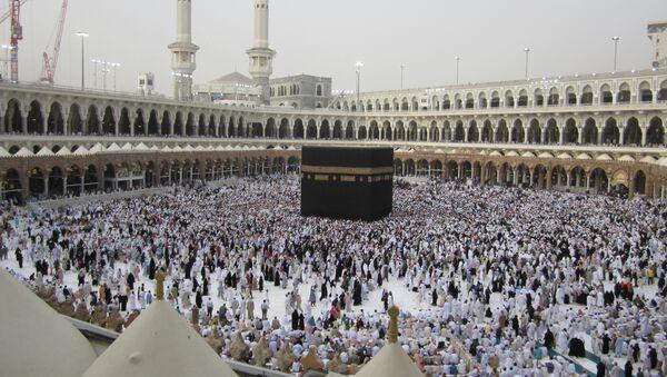 La Grande Kaaba della Mecca - Sputnik Italia