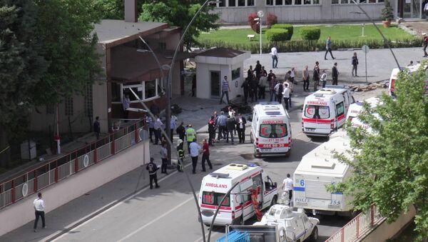 Dopo un'esplosione in Turchia - Sputnik Italia