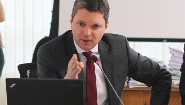 Fabiano Silveira, ex ministro brasiliano per la Trasparenza - Sputnik Italia