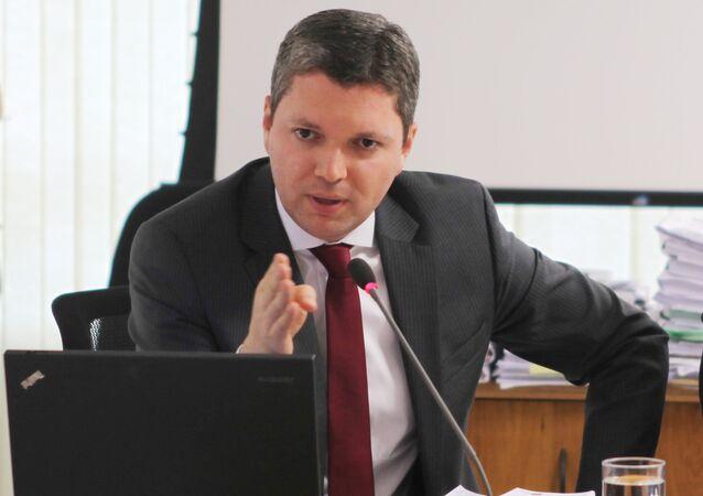 Fabiano Silveira, ex ministro brasiliano per la Trasparenza