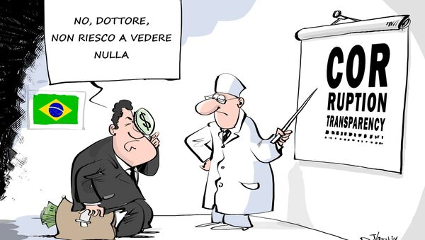 Si dimette il ministro della Trasparenza brasiliano - Sputnik Italia