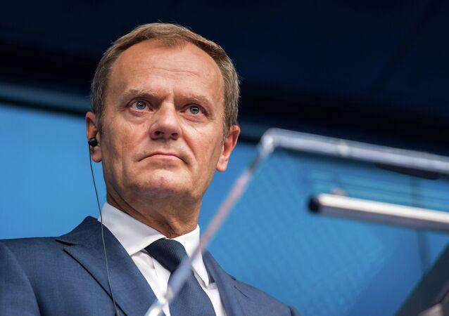 Donald Tusk, presidente del Consiglio d'Europa
