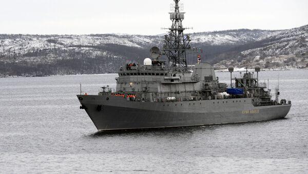 Nave della Flotta del Nord - Sputnik Italia
