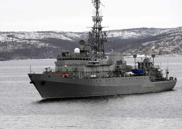 Nave della Flotta del Nord (foto d'archivio)