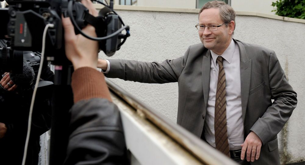 Gilles Lebreton, eurodeputato del Front National
