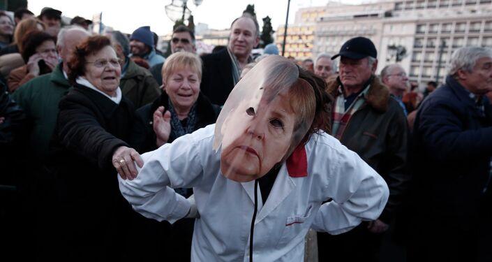 """Grexit ha spaventato l'Europa""""."""