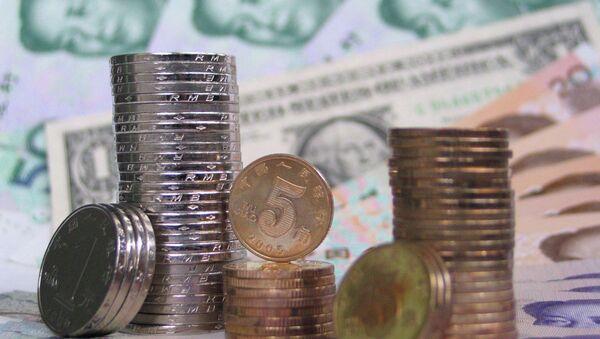 Monete e banconote dello Yuan cinese - Sputnik Italia