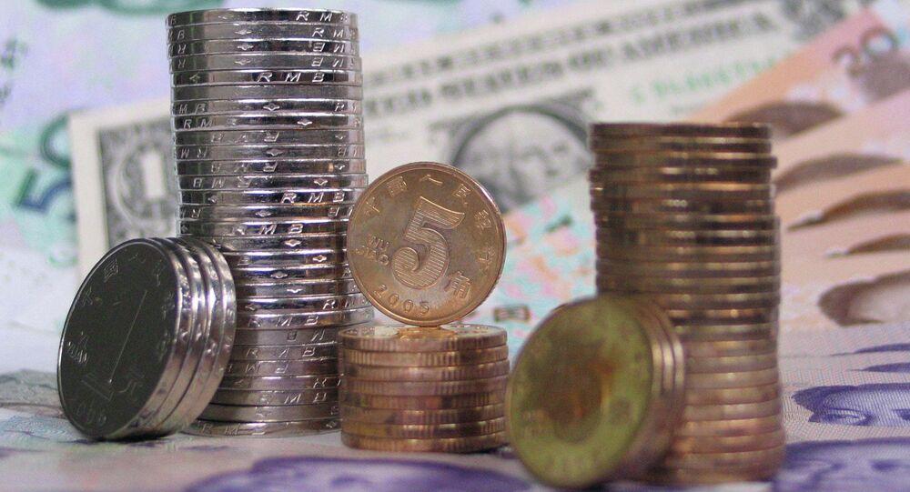 Yuan cinese e dollaro USA