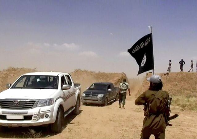 I terroristi dello Stato Islamico