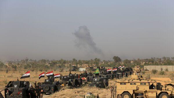 Militari iracheni preparano un'offensiva a Falluja - Sputnik Italia