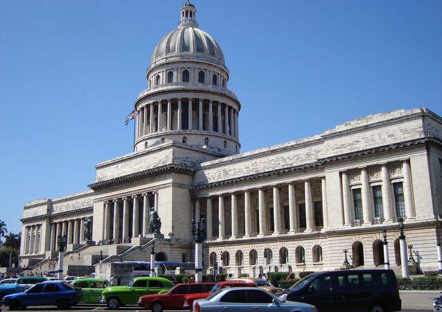 Campidoglio de L'Avana