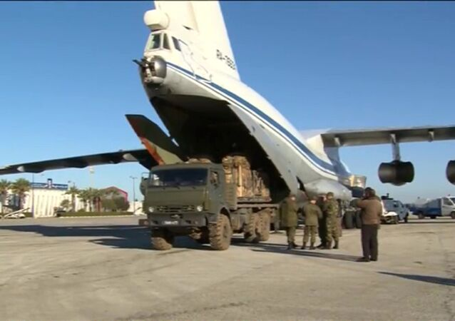 Cargo di aiuti umanitari in Siria (foto d'archivio)