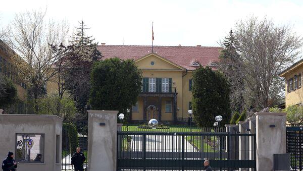 Deutsche Botschaft in Ankara - Sputnik Italia