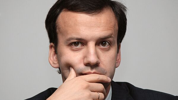 Il vice primo ministro russo Arkady Dvorkovich - Sputnik Italia