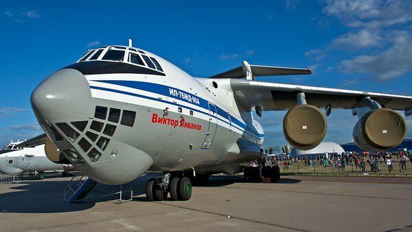 Il-76MD-90A - Sputnik Italia